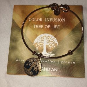 Tree of Life Color Infusion Alex and Ani Bracelet